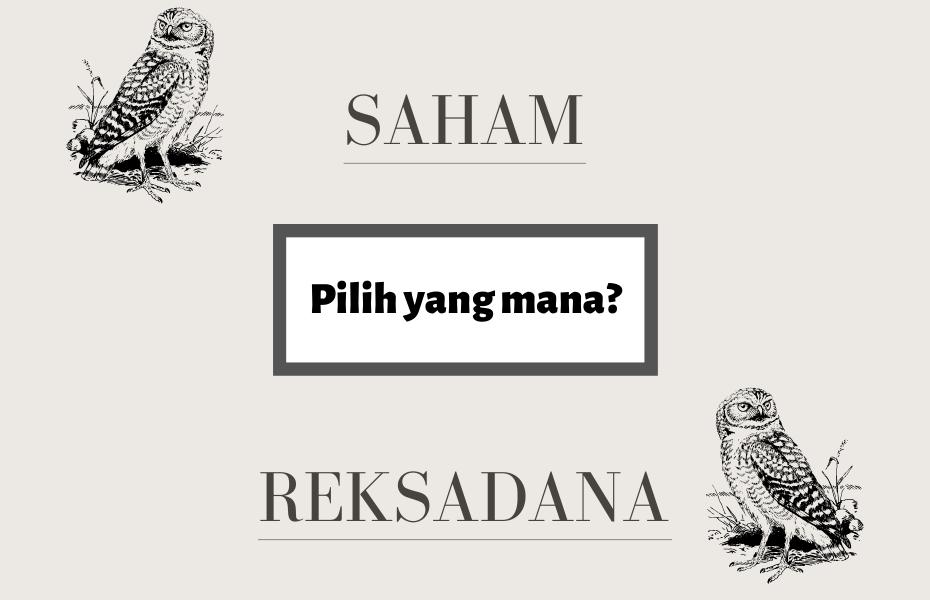 saham vs Reksadana
