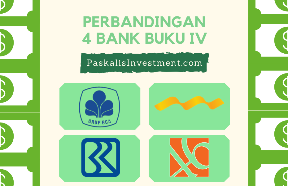 Perbandingan 4 Bank BUKU IV